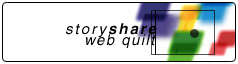 [ storyshare web quilt ]